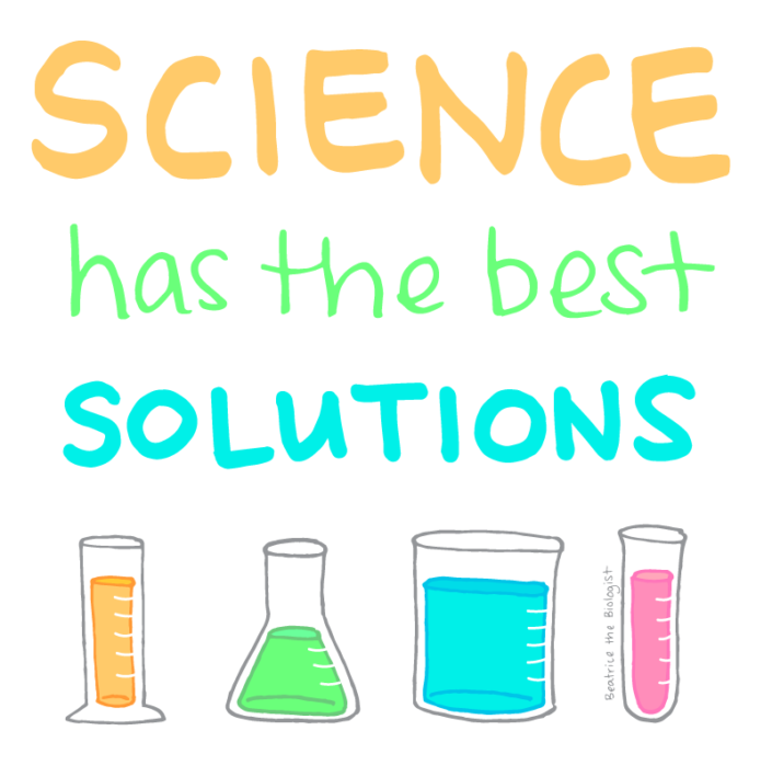 science has the best solutions